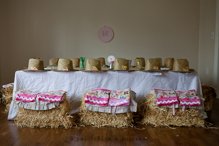 Cowgirl Art Party {Amazing Clients}