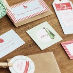 Paper & Pigtails Free Holiday Gift Tags