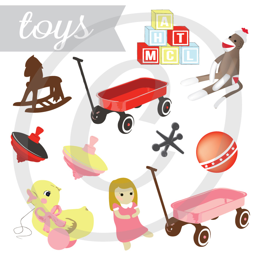 Toys - Graphics Set