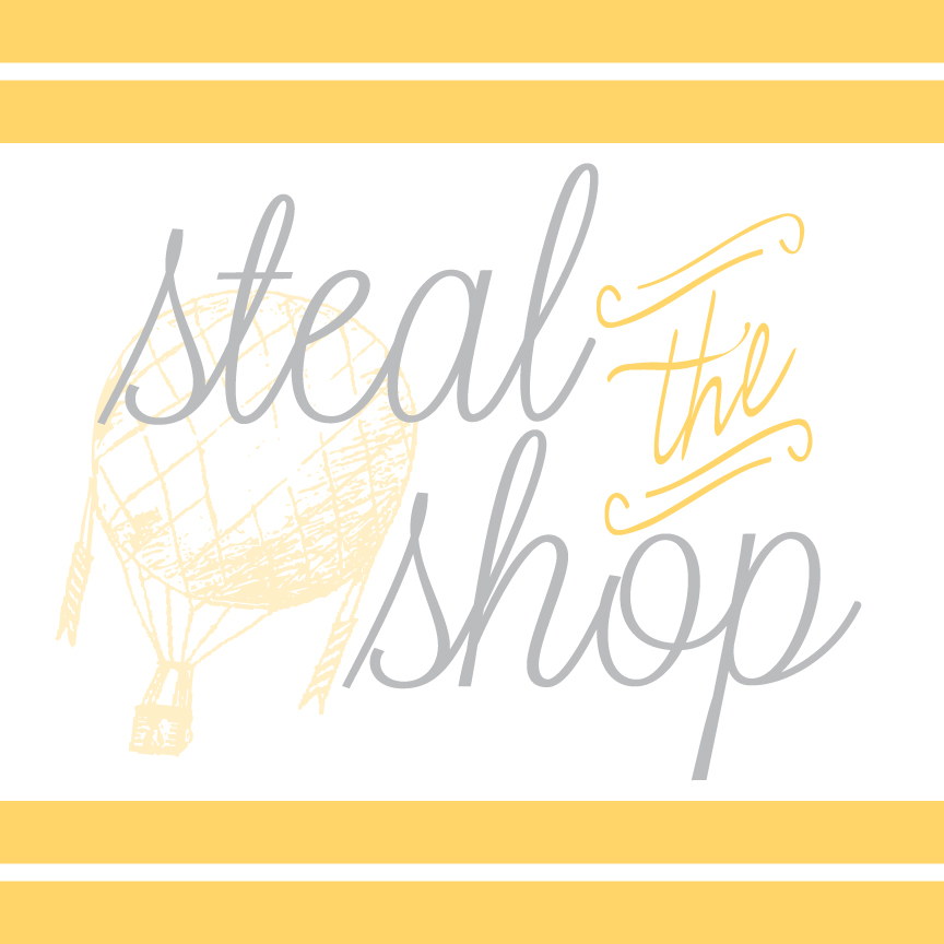 STEAL THE SHOP!!!