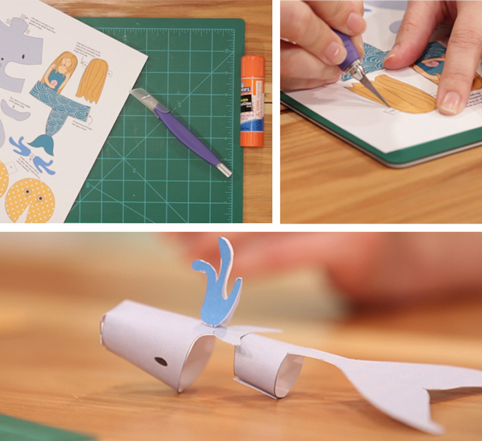 HGTV-Crafternoon-Ocean-Finger-Puppets