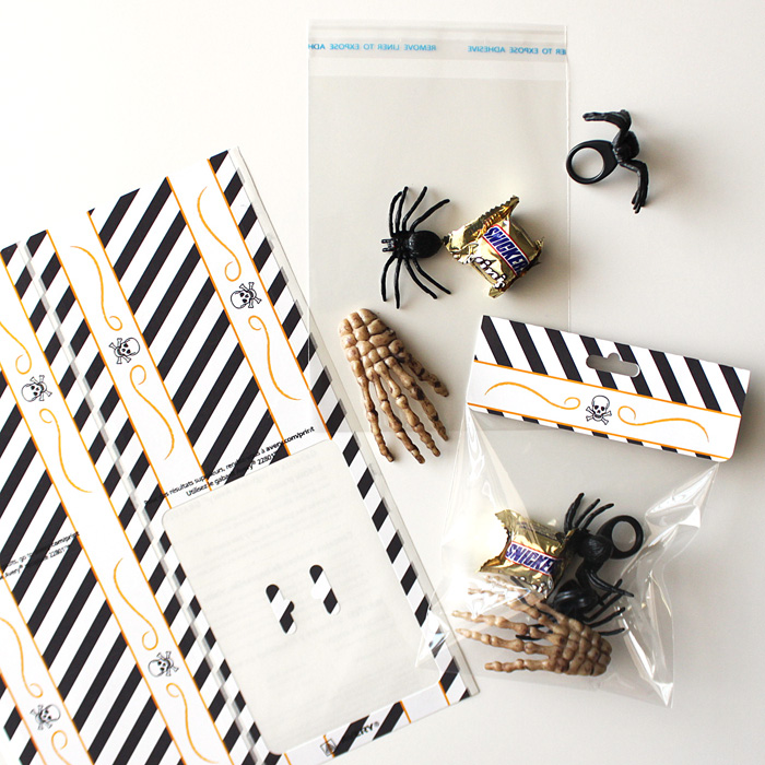 Halloween Bag Toppers 2