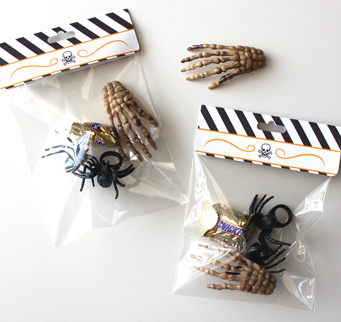 Halloween Bag Toppers 3