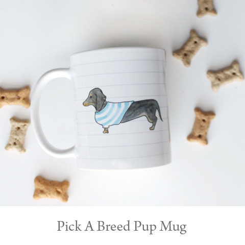 Pup Mugs - You Pick the Breed