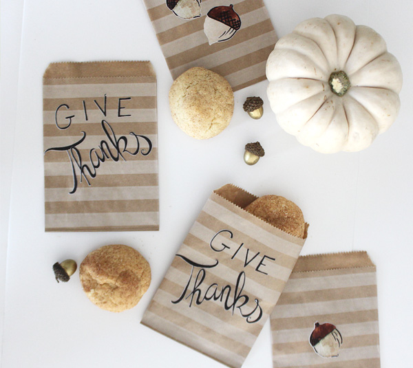 Thanksgiving Crafts with Cricut