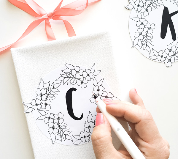 Coloring Projects for Cricut