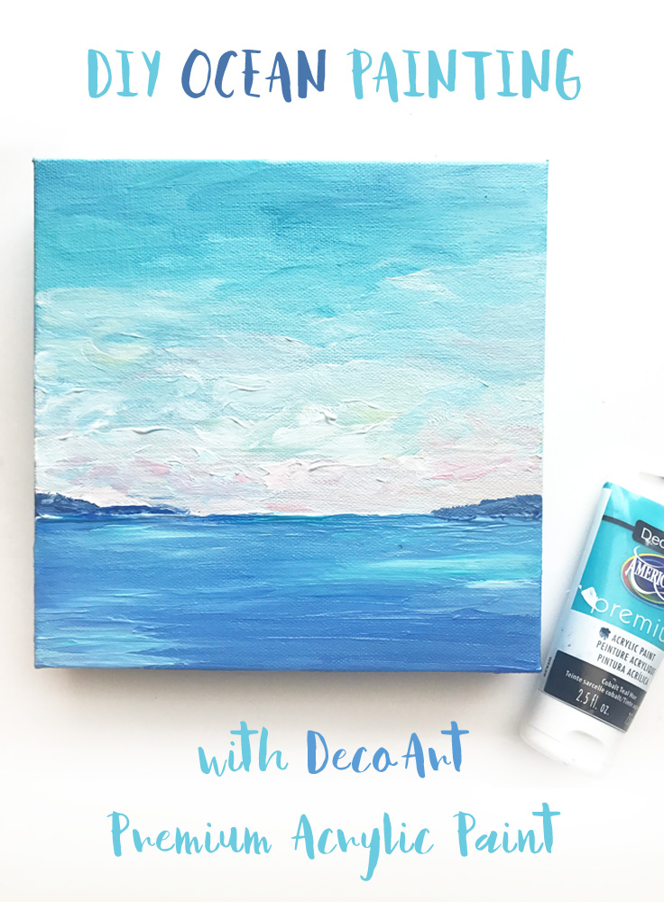 DecoArt Ocean DIY 11Pin
