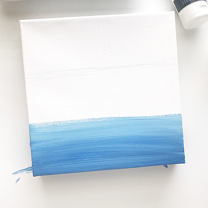 DecoArt Ocean DIY 4