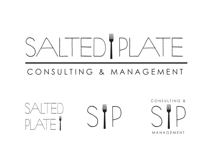 Salted Plate Logo