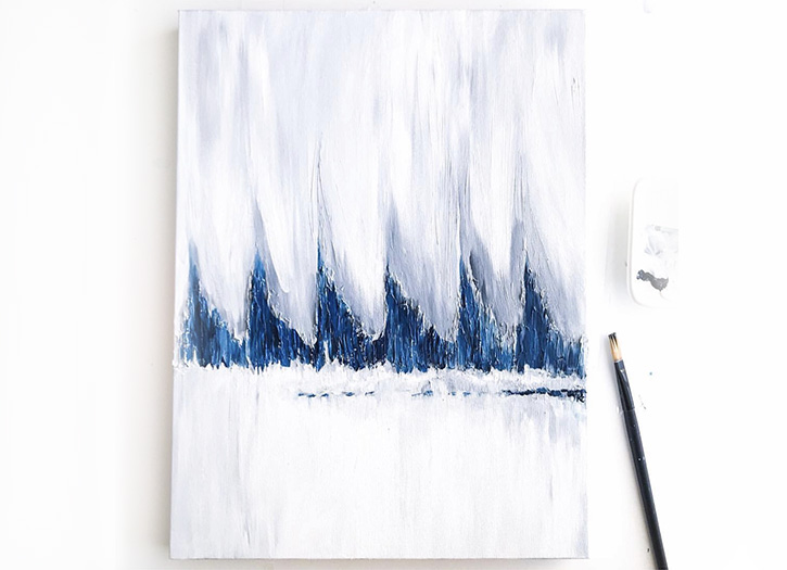 Heartbeat Painting