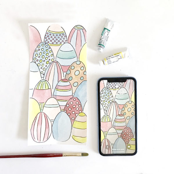 April Spring & Easter Wallpapers